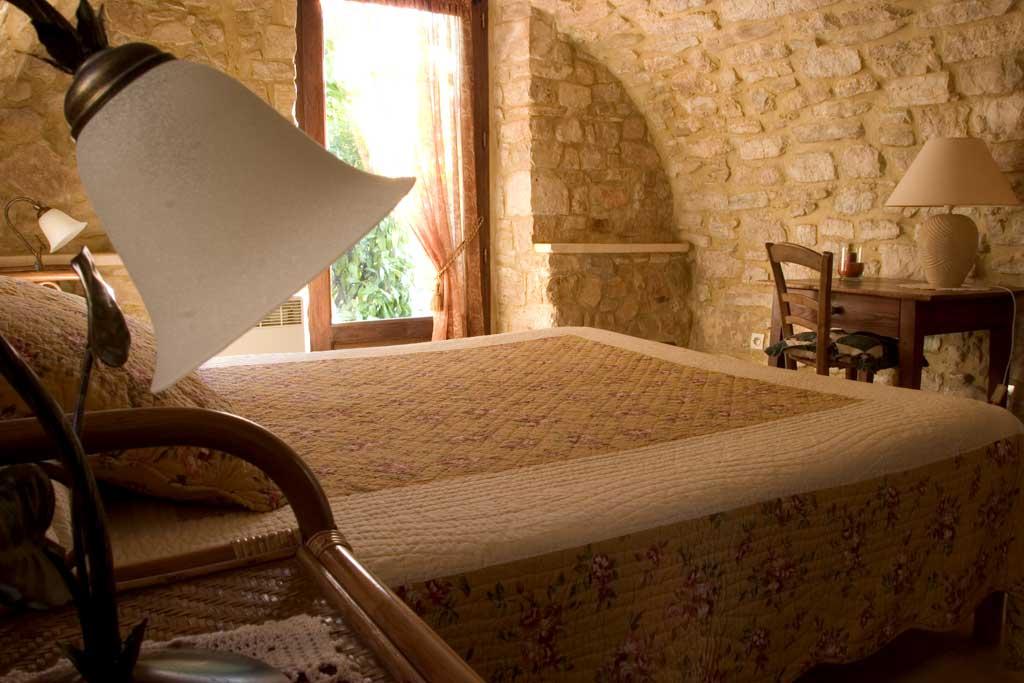 Chambres d\'hôtes de charme Gorges de l\'Ardèche Aiguèze Gard Piscine